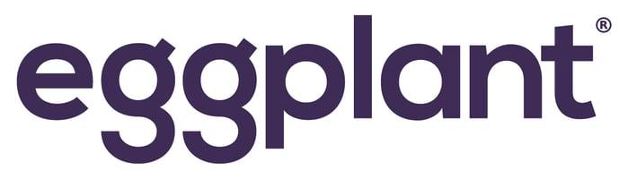 Eggplant MASTER Logo JUST STRAP RGB