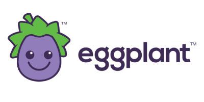 Eggplant horizontal logo