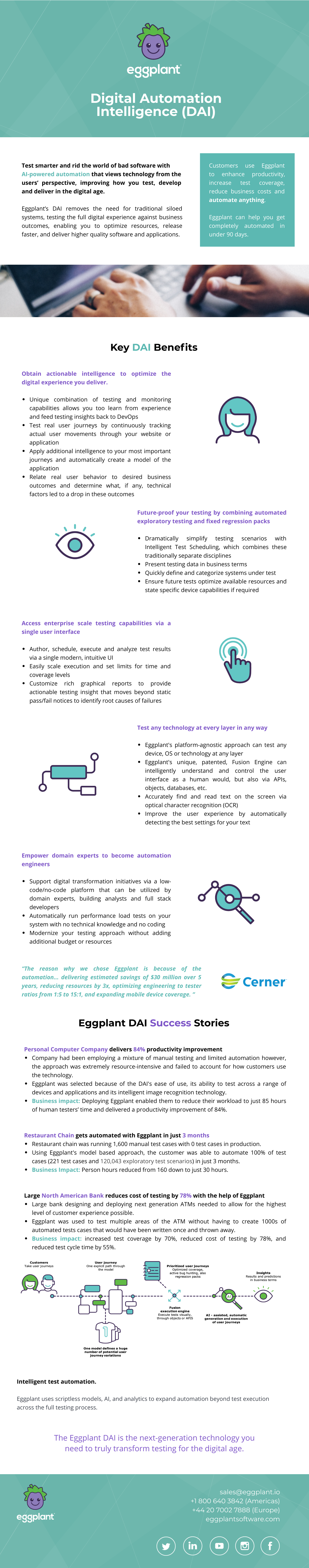 Digital Automation Intelligence Product Guide